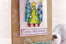 Card - Gift Card holders / by Christine DePol