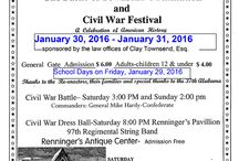 Civil War Festival / by Renningers Antiques, Farmers, Flea Markets