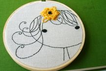 Embroidery / by Angela Robinson