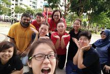 Bukit Gombak Fit Club - Singapore / Contact Yvonne Bon for Trial Lessons P: 81829130 W: http://sg-fitclub.com/