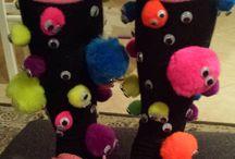 Çılgın çoraplar