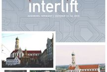 Interlift 2015 / Photos from Interlift 2015 in Augsburg, Germany, October 13-16, 2015