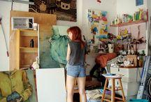 Art Space / by Joanna Kisiela