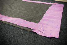 Жакеты и пиджаки шитье и обработка