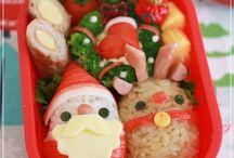 Weihnachts Bento / Weihnachts Bento