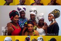 Initiation à L'Art de L'Attaché du Foulard Mawé Tèt Missoro Headwrapping