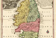 Maps - Old World Maps