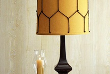 upcycled lampshade