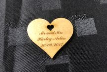 Robornes Engraving Weddings / We manufacture all types of wedding ideas, from invitations to save the date, favours, gifts for brides, grooms, bridesmaids and more sales@robornesengraving.com