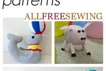 Soft toys patterns