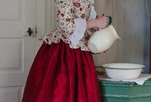 Colonial clothing / by Emily Householder