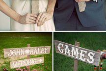 Wedding 4.27.13<3 / by Alexandra Frazier