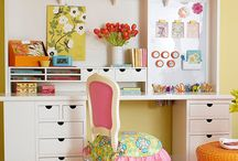 Craft Room Dreams / by Brittany Estes