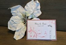 Pocket Booklet Wedding Invitations