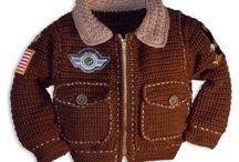 para niños y niñas crochet
