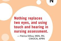 Nursing Quotes and Articles / Quotes related to nursing news articles and stories. / by Nurse.com