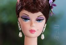 Barbie platinium