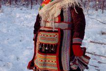 Народы Сибири-як