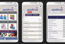 Sodexo Mobil / Mobil uygulamalarımız ile bakiye sorgulayabilir, yakınınızdaki üye iş yerlerine ulaşabilir ve hatta yol tarifi alabilirsiniz. https://www.sodexoavantaj.com/mobil