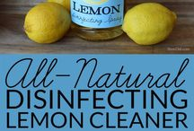 DIY Natural and homemade for the house