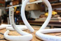 Bending PVC Pipe
