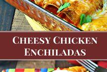Enchiladas recipes