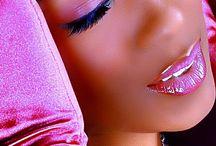 girl fashion design / Pinkkkkkk