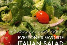 Salads & Salad Dressings / Delicious salads and salad dressings.
