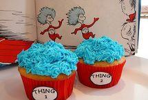 Dr. Seuss Parties / by Maren Nelson