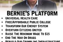Bernie, my vote is for you