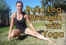 Yoga: Legs: LauraGYOGA / yoga for the legs