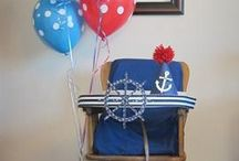 Nautical 1st Birthday  / by Carmen Hance