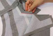 Пиджак обработка крой
