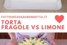 I dolci di Benedetta / Le ricette Dolci di Fatto in Casa da Benedetta #dolci #ricette #fattoincasa #dolcifacili
