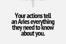 MY STAR SIGN: ARIES