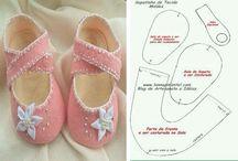 Ropa y zapatos bebe