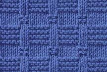 Knitting stitch pattern ideas / by LadyshipDesigns