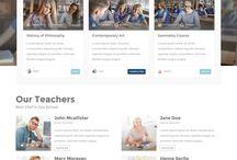 Web Design - Education