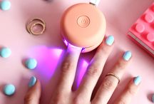 Spring Nail details / Spring inspiration for gel nails and life.