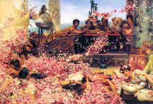 Sir Lawrence Alma-Tadema / by Nikola Eftimov