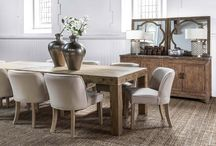 Dining Room - Entertain in Style / Dining Room Tables and Chairs