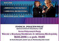 Repertuar 2016 / Rozkład jazdy Teatru Rozrywki Lutnia w Łodzi