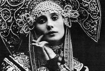 russian fashion & history