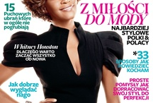 InStyle Covers 2010