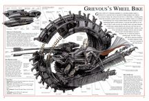 well bike di Grievous