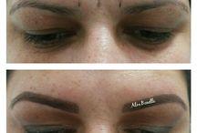 Make Up Sobrancelhas / Jobs de Make Up e Design de Sobrancelhas