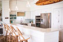 Cape Cod House Reno- Kitchen