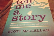 We love storytelling