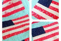 4th of July / Decorating and projects for Americana and 4th of July