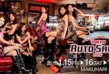 東京オートサロン2016 / 2015 年に続き、東京オートサロン2016 にファッションブランドARMY GIRLの出展が決定。 プロモーションでコラボレーションをしている「RAUH-Welt BEGRIFF (ラウヴェルト・ベグリッフ)※以下RWB」のマシンを展示致します。  空冷ポルシェのボディワークと、その走りで世界的なカリスマRWB 中井 啓(ナカイ アキラ)が、ハンドメイドで作り上げたマシンを是非ご覧下さい。  そして今回も、Kamiwaza Japan、1048style(テンフォーティーエイト・スタイル)代表の、私、一樂 智也(イチラク トシヤ)がブース総監督として、前回を超えるクオリティでご来場の皆様をお迎え致します。